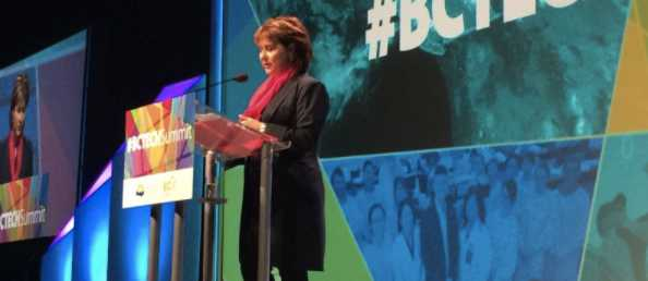 Christy Clark's $1M Faux Conference Photo-op