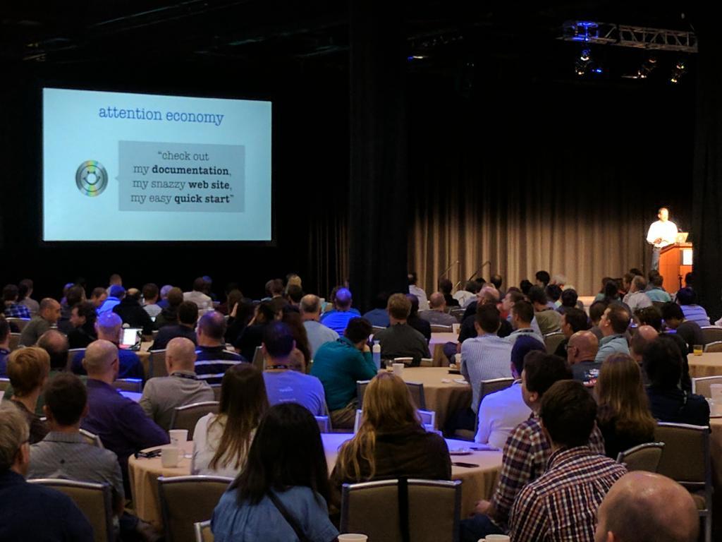 FOSS4G 2017 Keynote